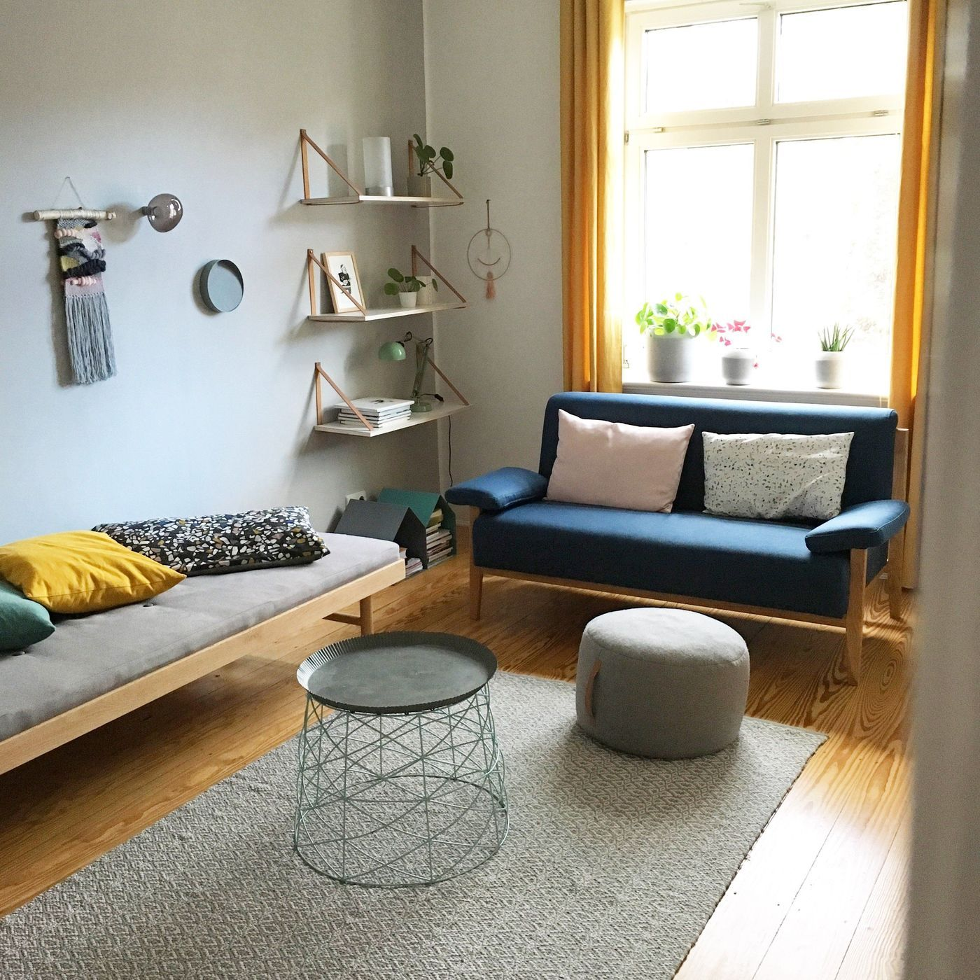 Die schönsten Ideen für die Wandfarbe im Wohnzimmer - Seite 12