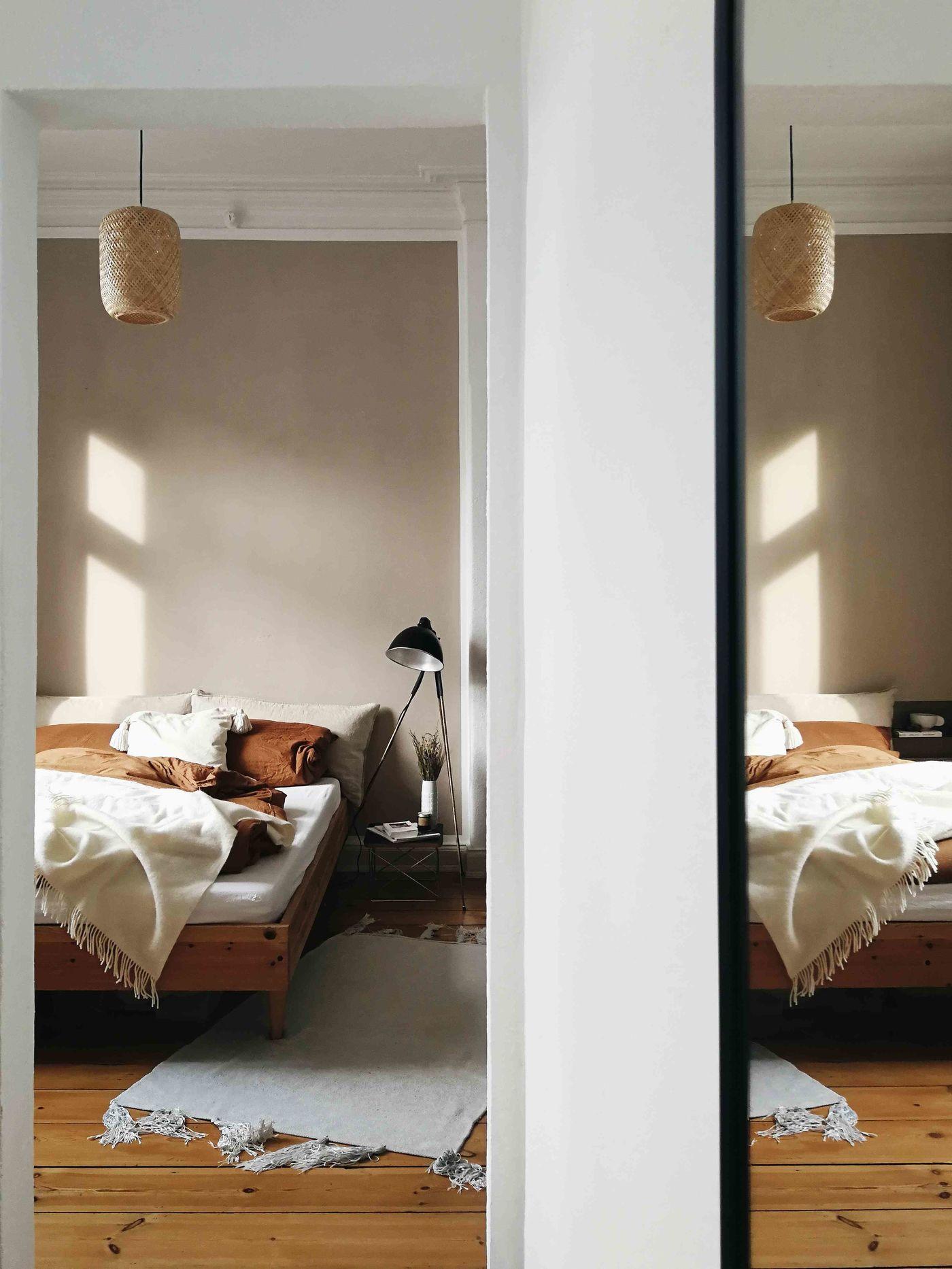 Die Schonsten Ideen Fur Die Wandfarbe Im Schlafzimmer Seite 45
