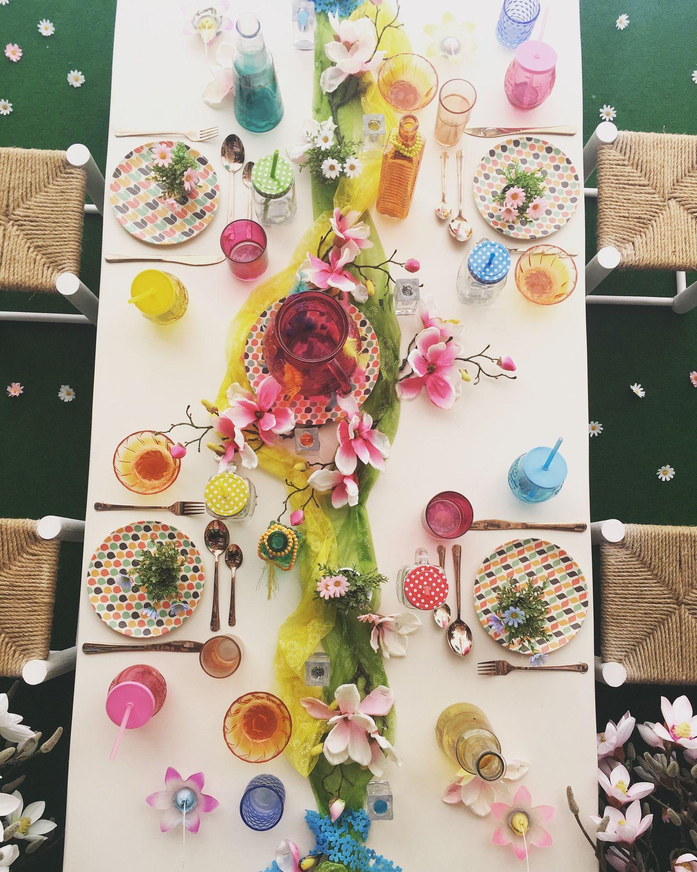 Tischdeko Geburtstag Bilder Ideen Seite 19