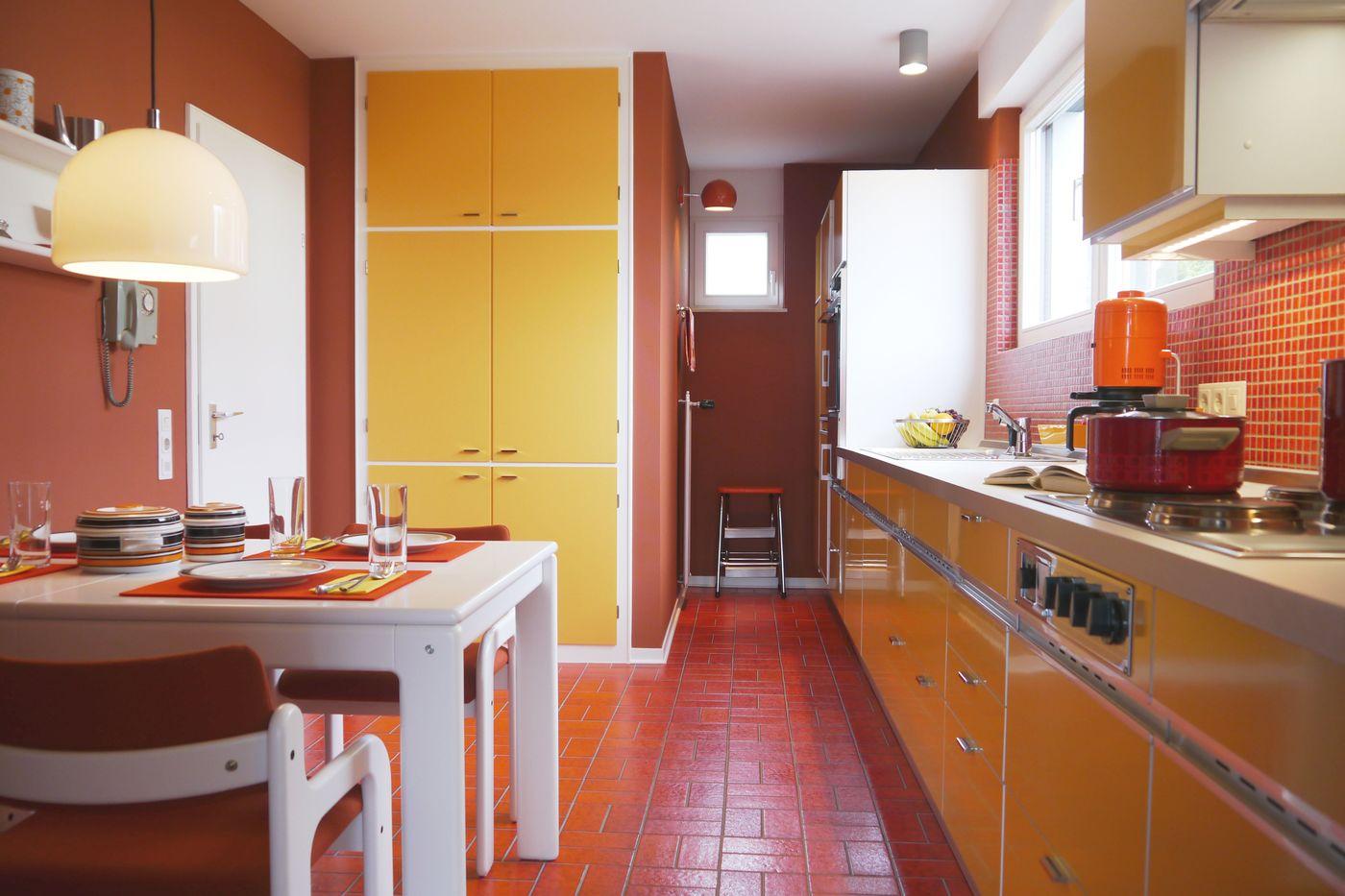 Wohnen und Einrichten im 70er Jahre Stil - Seite 8