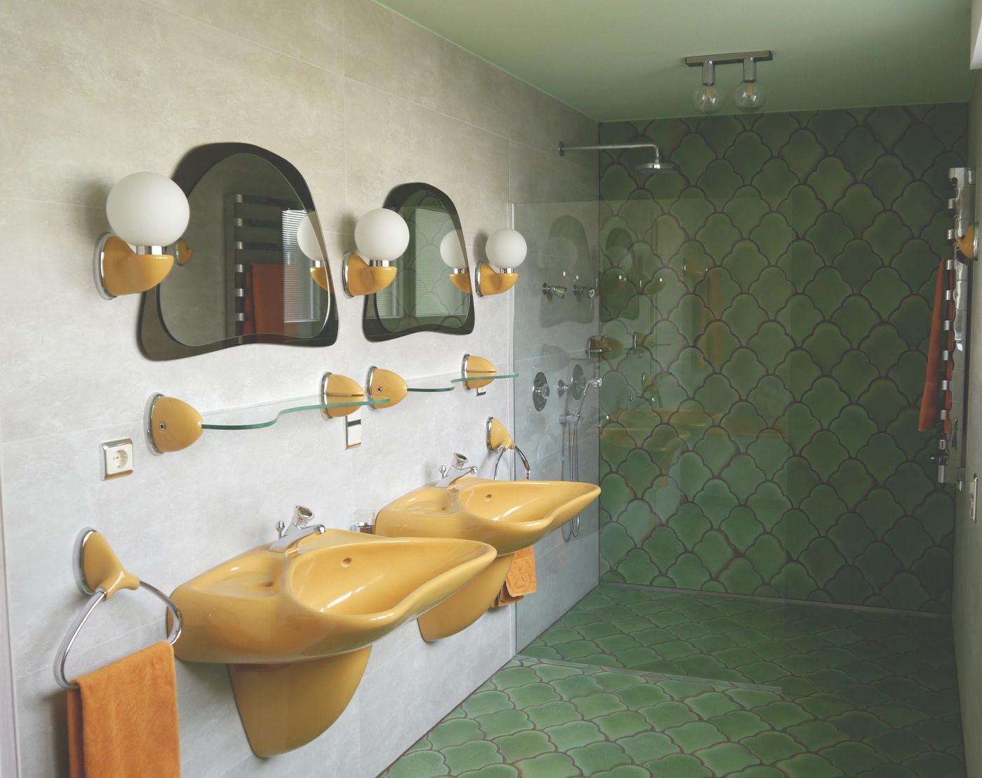 Vintage Badezimmer Ideen Bilder Seite 6