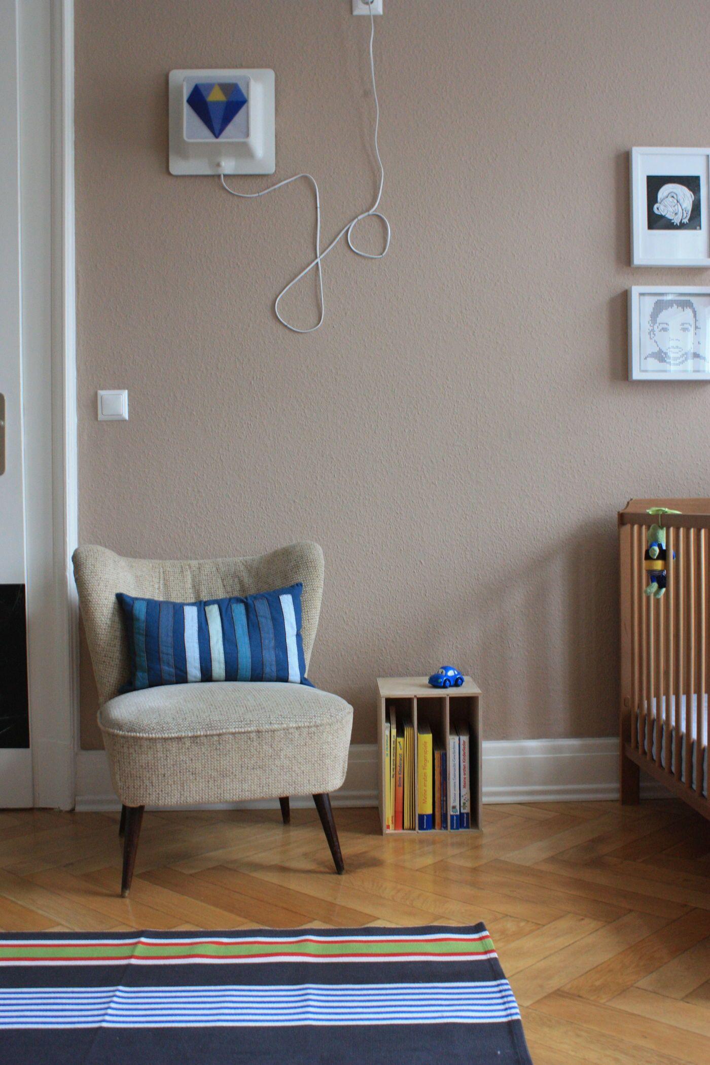Die Schonsten Ideen Mit Der Wandfarbe Braun