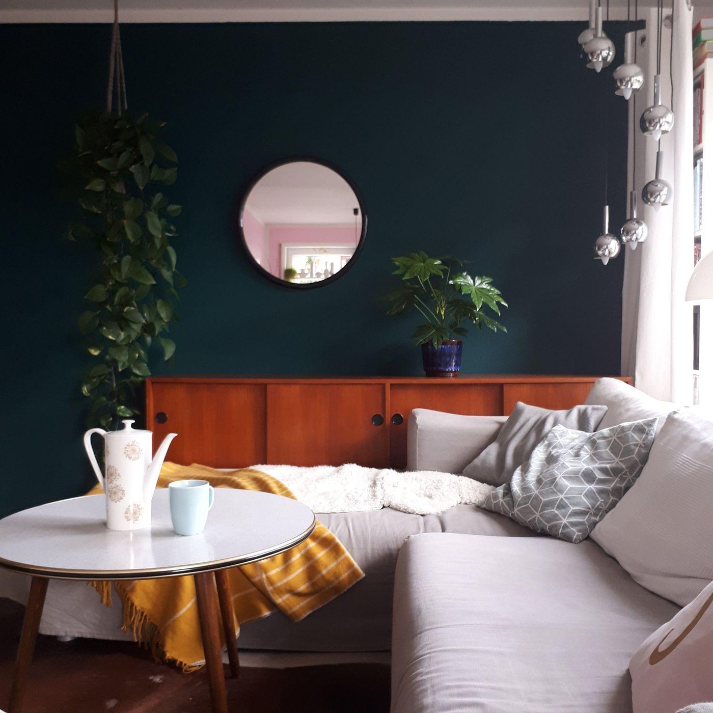 Die schönsten Ideen für die Wandfarbe im Wohnzimmer - Seite 8