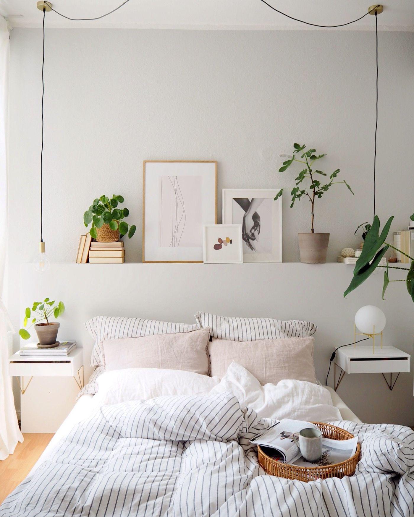 Die besten Ideen für die Wandgestaltung im Schlafzimmer - Seite 19