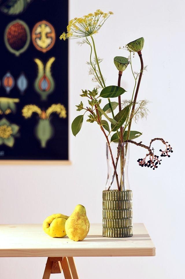 herbstdeko ideen mit zierk rbissen. Black Bedroom Furniture Sets. Home Design Ideas