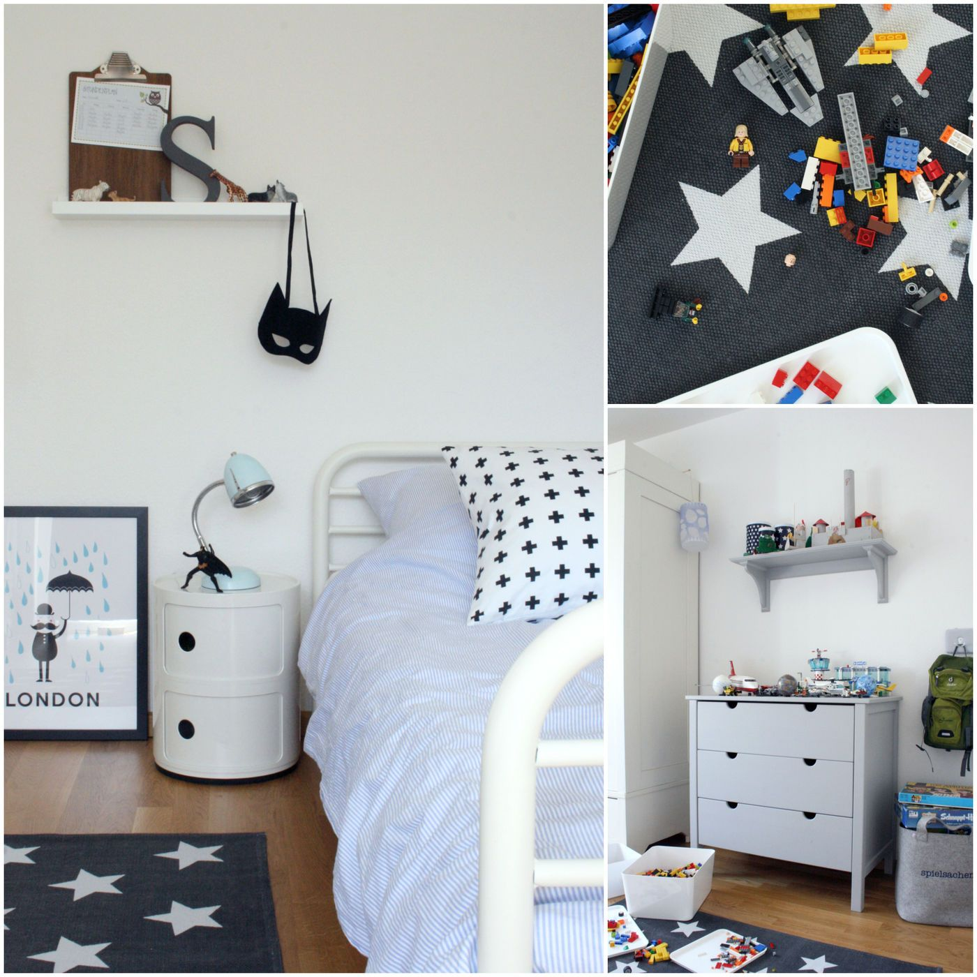die sch nsten ideen f r das jungenzimmer seite 2. Black Bedroom Furniture Sets. Home Design Ideas