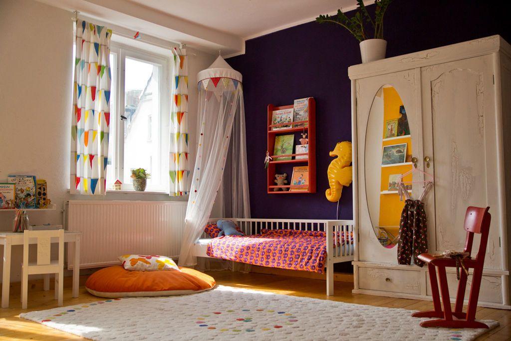 Die schönsten Ideen für die Wandfarbe im Kinderzimmer - Seite 2