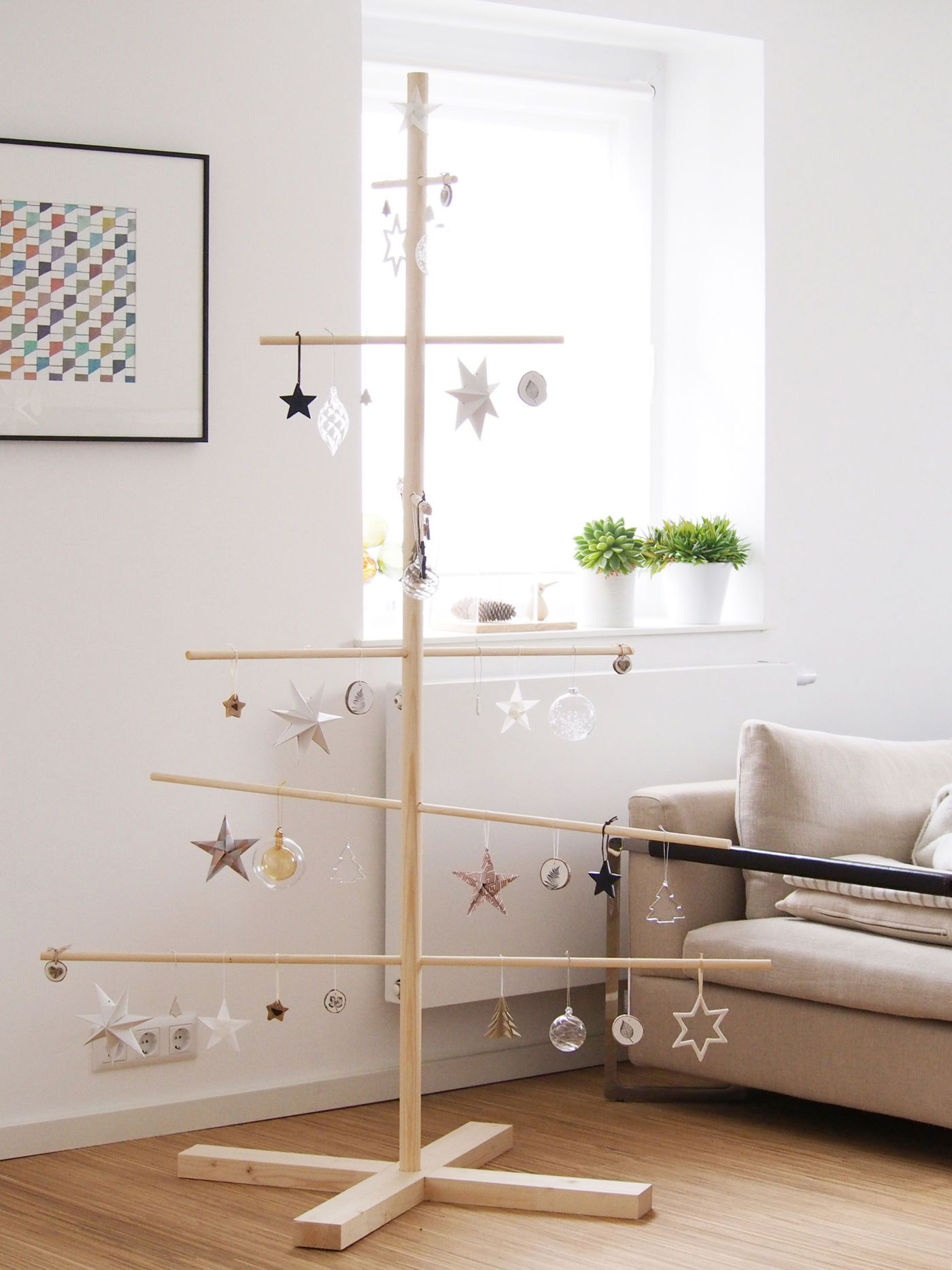 christbaumschmuck basteln ideen bilder. Black Bedroom Furniture Sets. Home Design Ideas