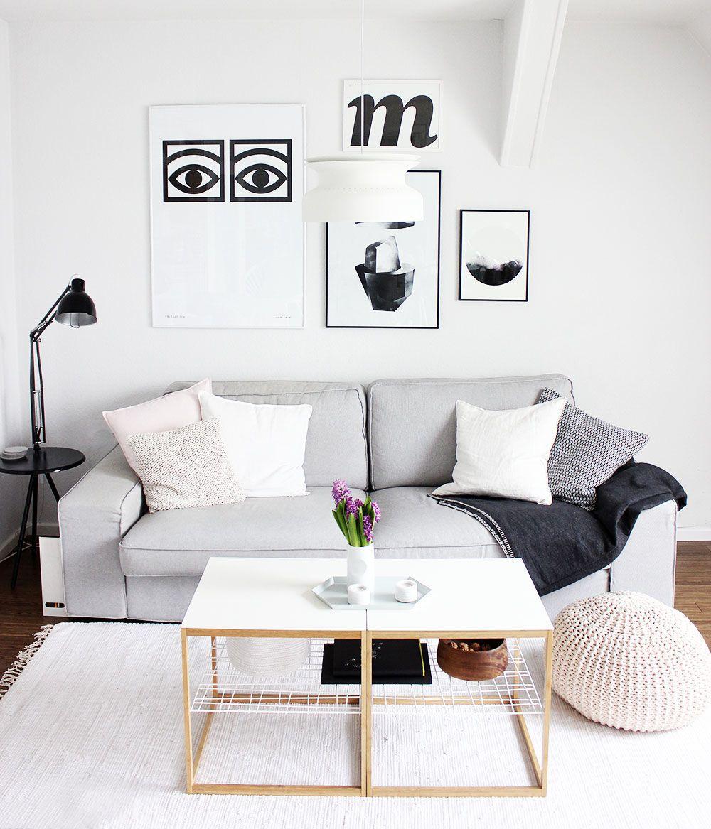 Die Schonsten Ideen Mit Dem Kivik Sofa Von Ikea