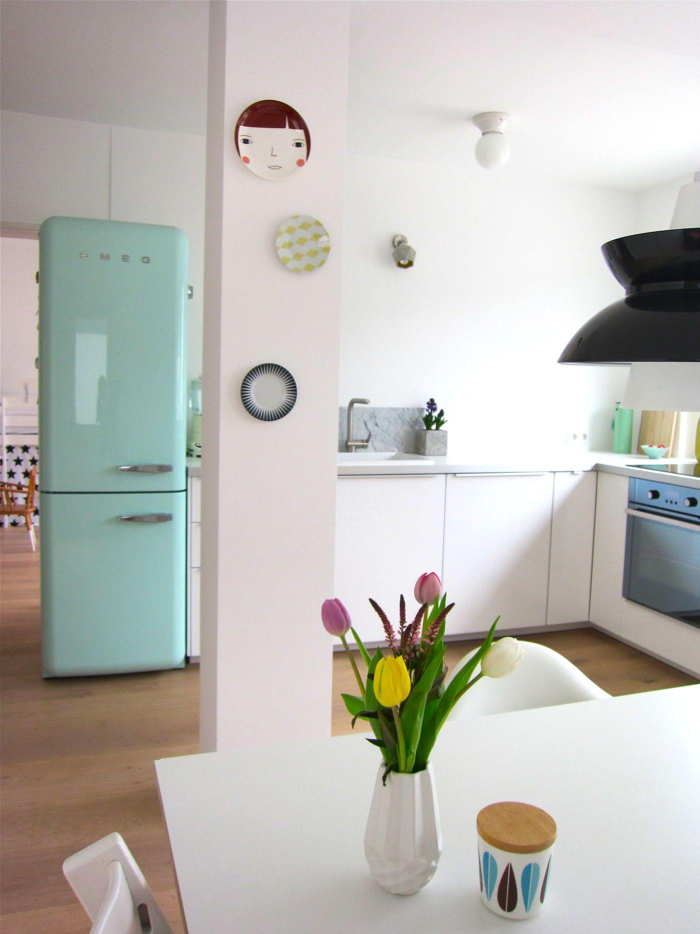 Bezaubernd Retro Küche Dekoration Von Küchen
