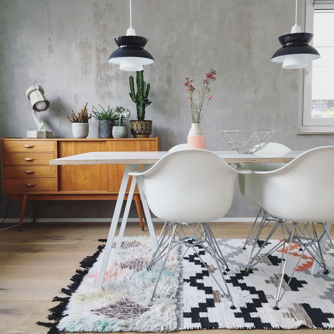 esszimmer farblich gestalten, die besten ideen für die wandgestaltung im esszimmer, Design ideen