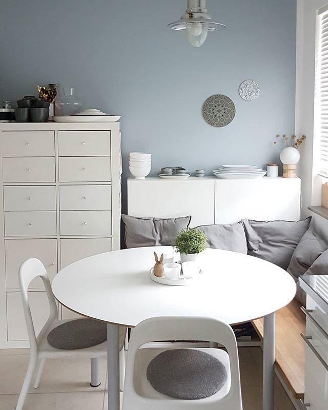 Gemütlich Kleiner Tisch Und Stuhl Für Die Küche Gesetzt Fotos ...