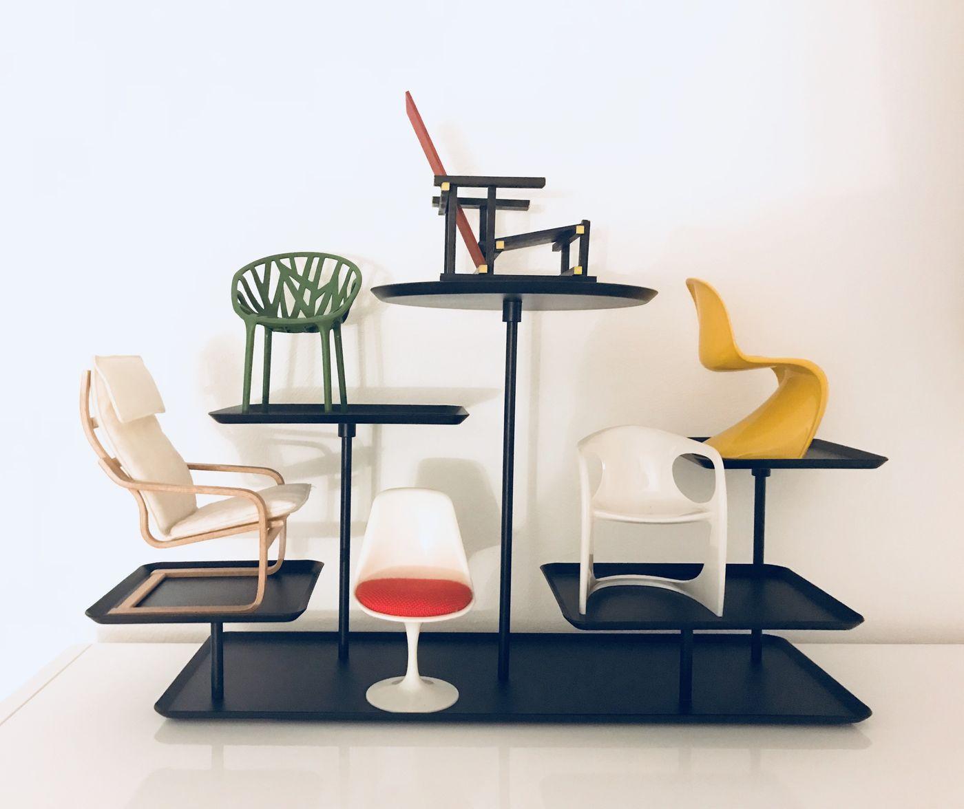 miniatur möbel - bilder & ideen