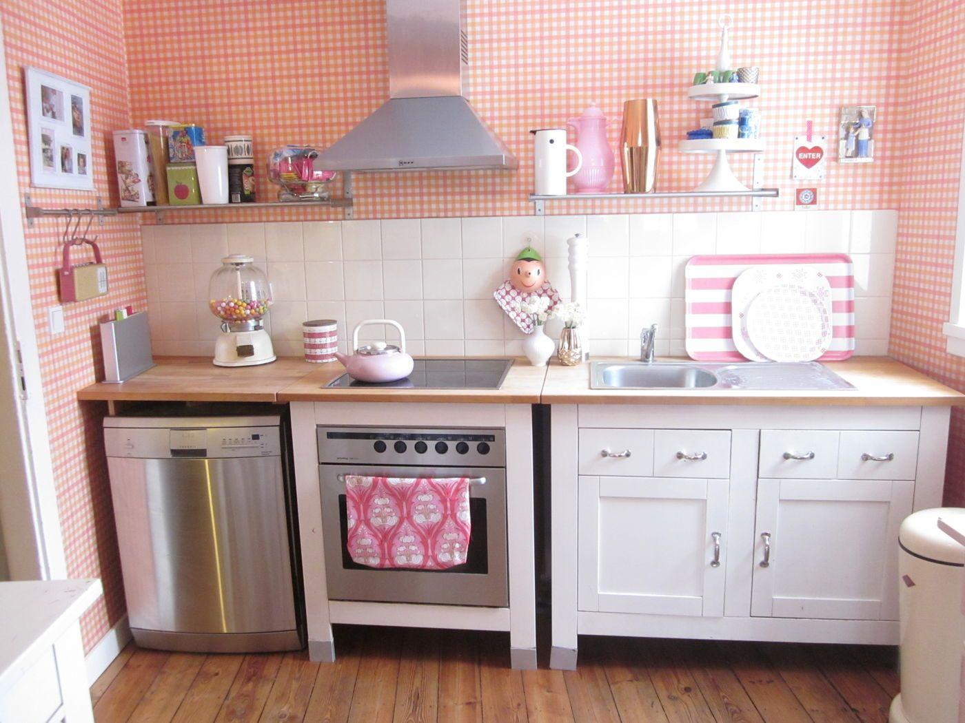 Shabby Chic Küchen - Ideen zum Einrichten und Dekorieren