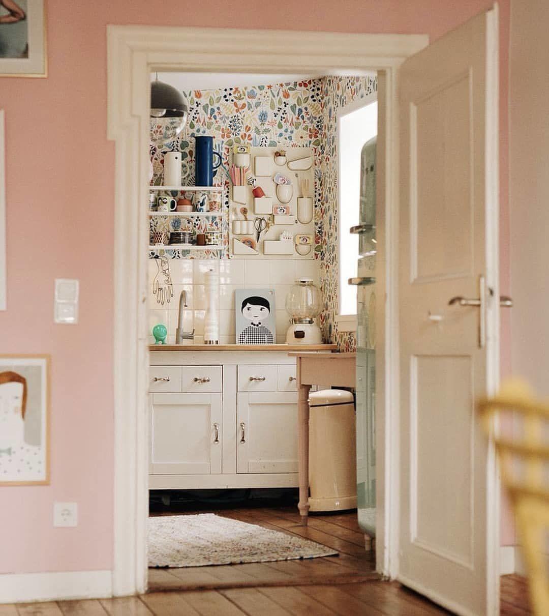 Wandfarbe Altrosa & Rosa - Die schönsten Ideen