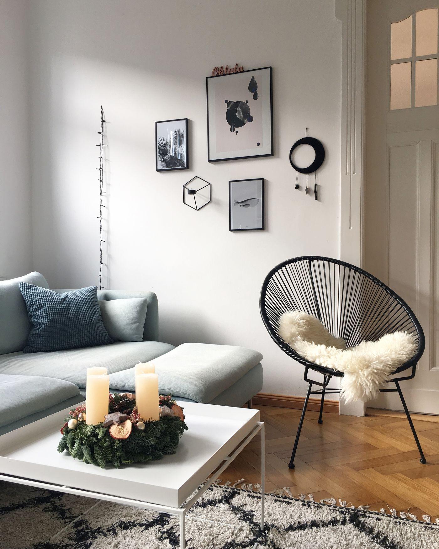 die besten ideen f r deinen adventskranz seite 10. Black Bedroom Furniture Sets. Home Design Ideas