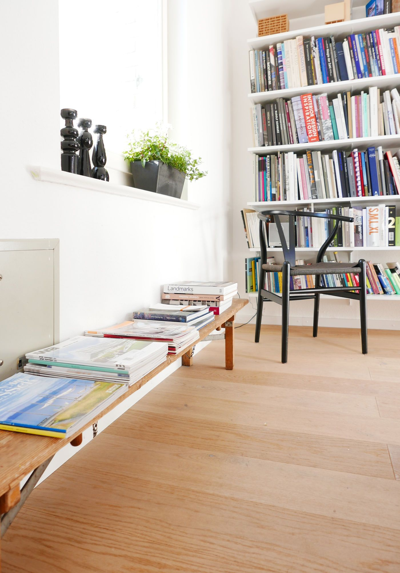 ideen und inspirationen f r dein b cherregal seite 6. Black Bedroom Furniture Sets. Home Design Ideas