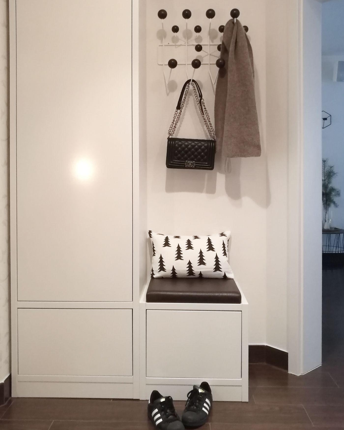 garderoben selber bauen die besten ideen und diy tipps seite 3. Black Bedroom Furniture Sets. Home Design Ideas