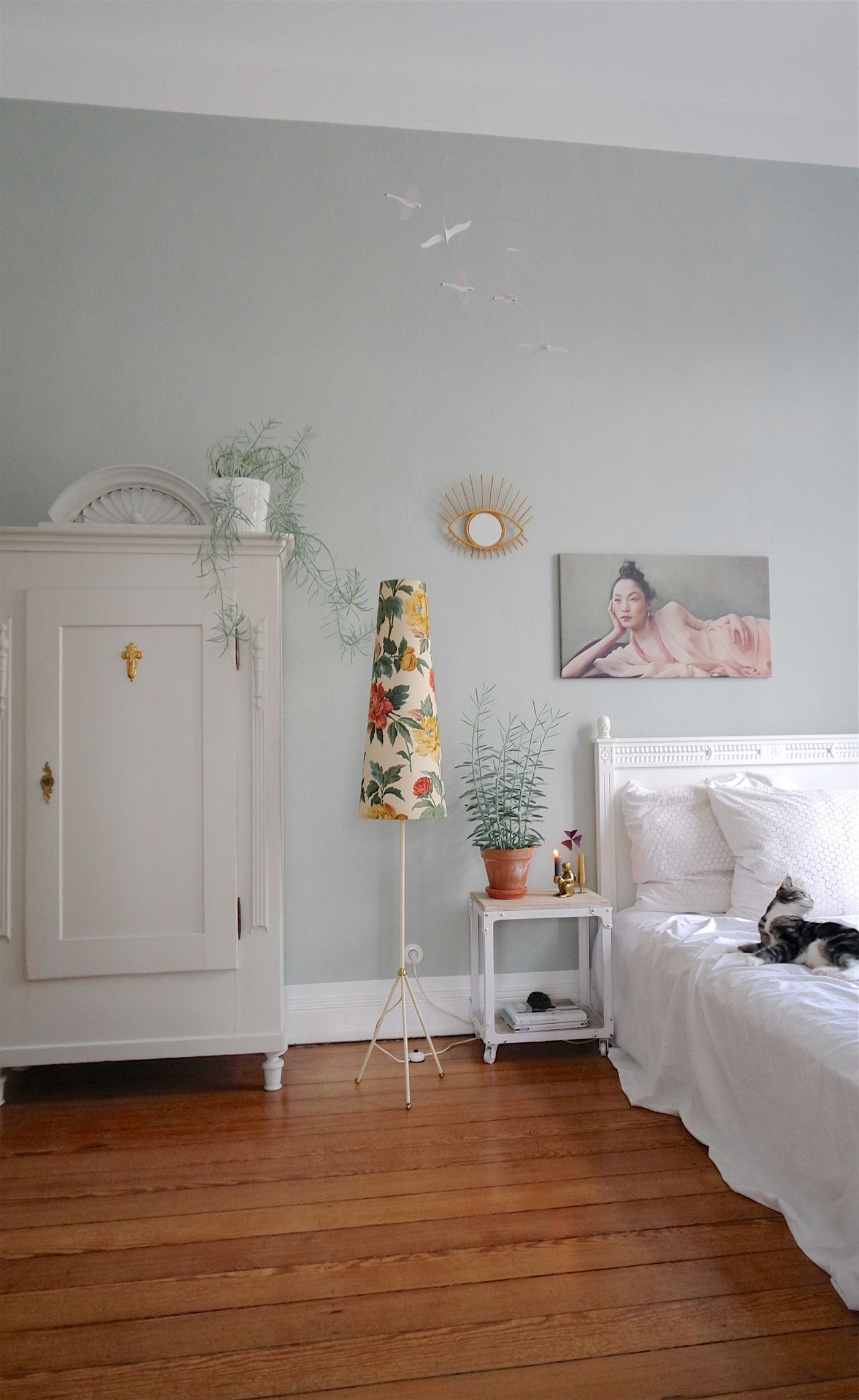 Wandfarbe Schlafzimmer