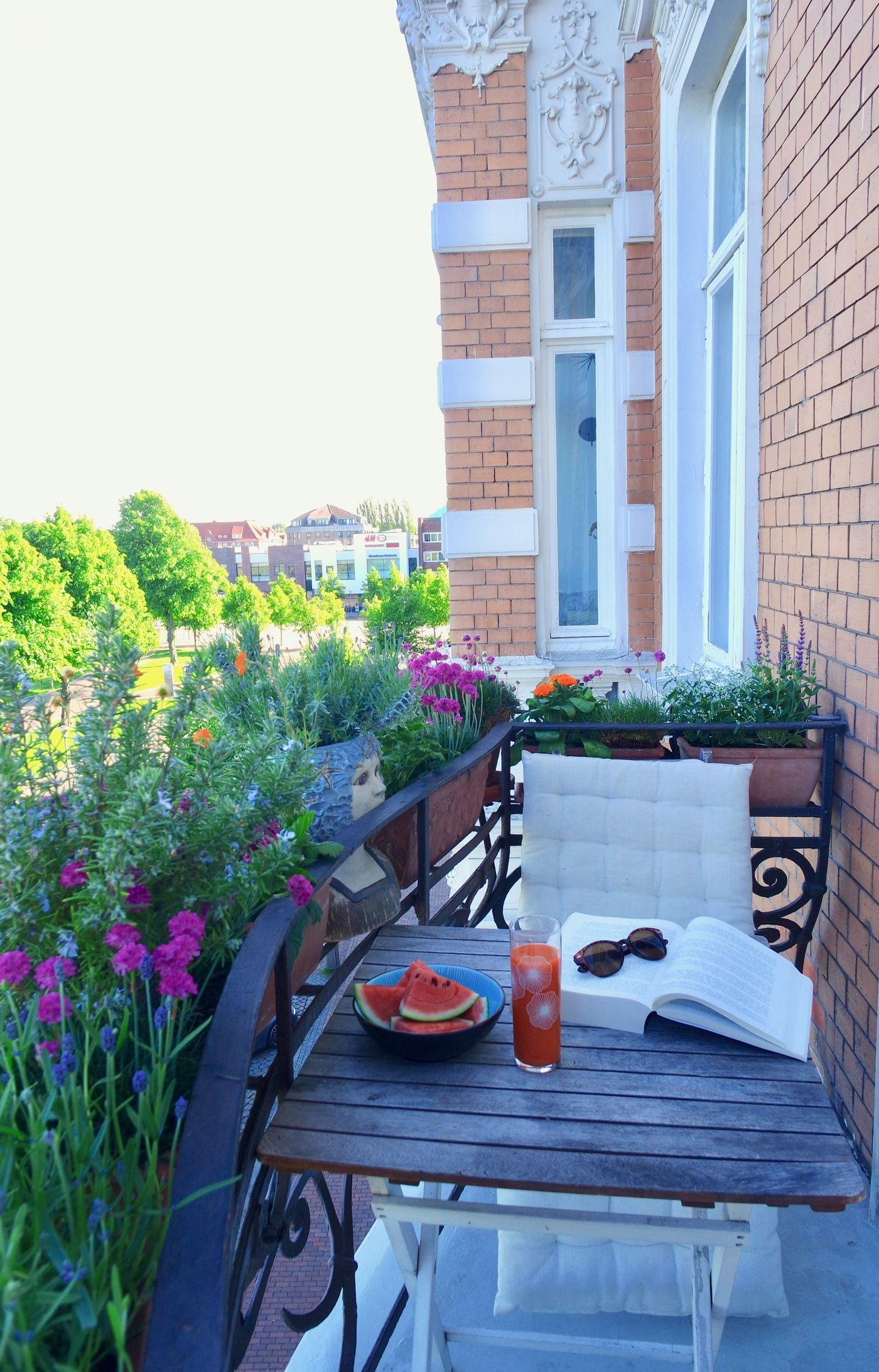Balkone Gestalten | Schone Ideen Fur Deinen Balkon Dein Sommerwohnzimmer