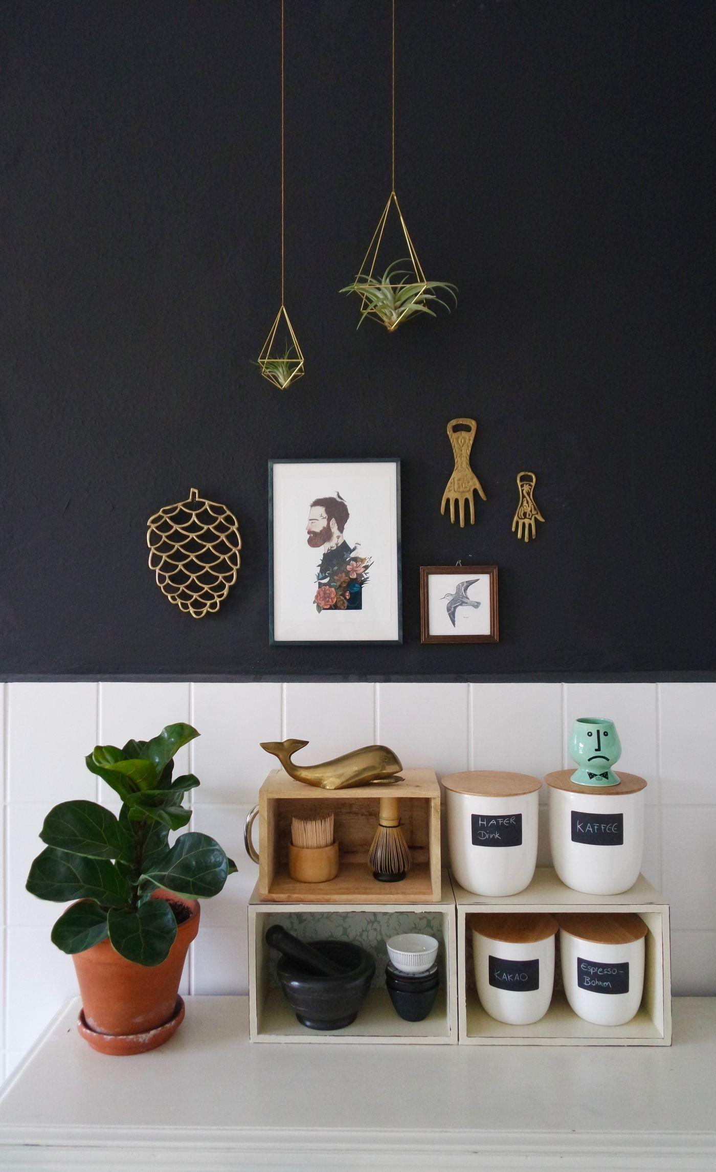 Schöne Ideen für die Wandfarbe in der Küche
