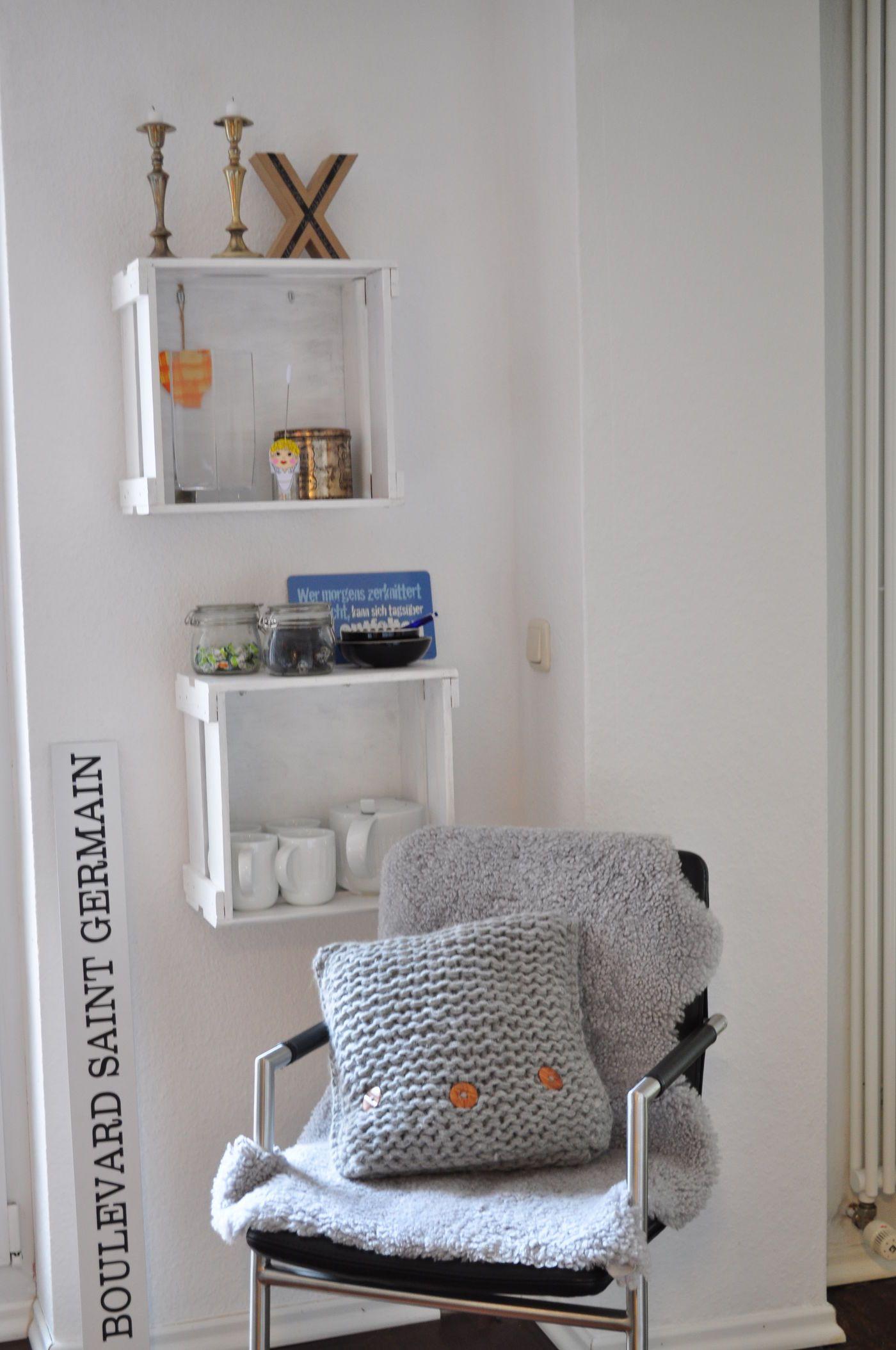 Beste Ideen Für Ein Küchenregal Dekoration Bilder - Küchenschrank ...