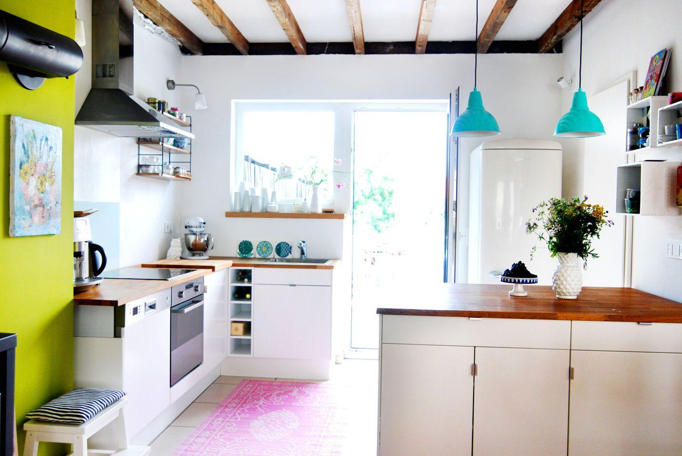 Sommerküche Einrichten : Vintage küchen einrichten und dekorieren seite 26