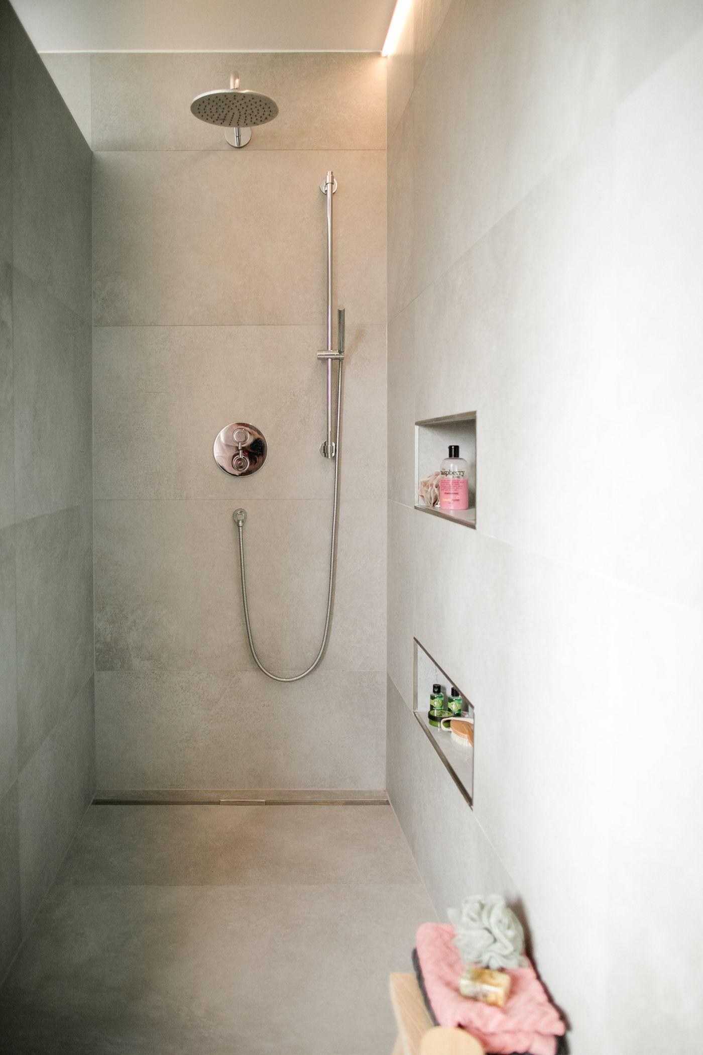 begehbare dusche wisst dir was