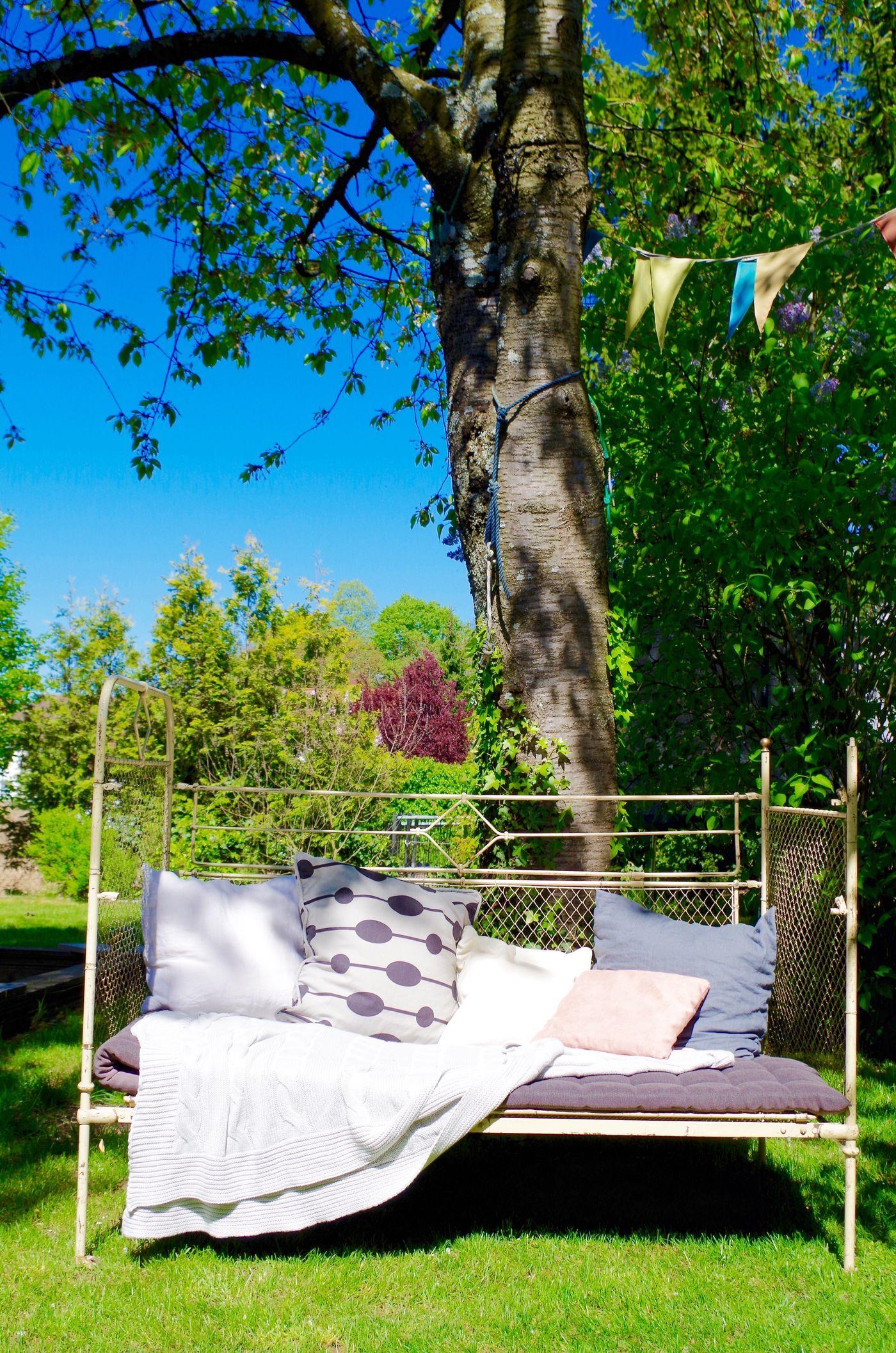 Die Schönsten Ideen Für Dein Gartenbett