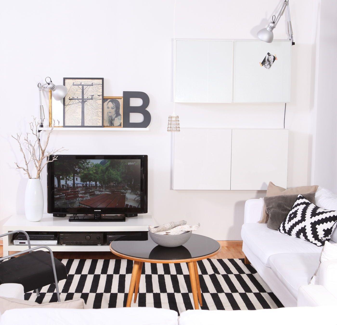Die besten Ideen für die Wandgestaltung im Wohnzimmer - Seite 22