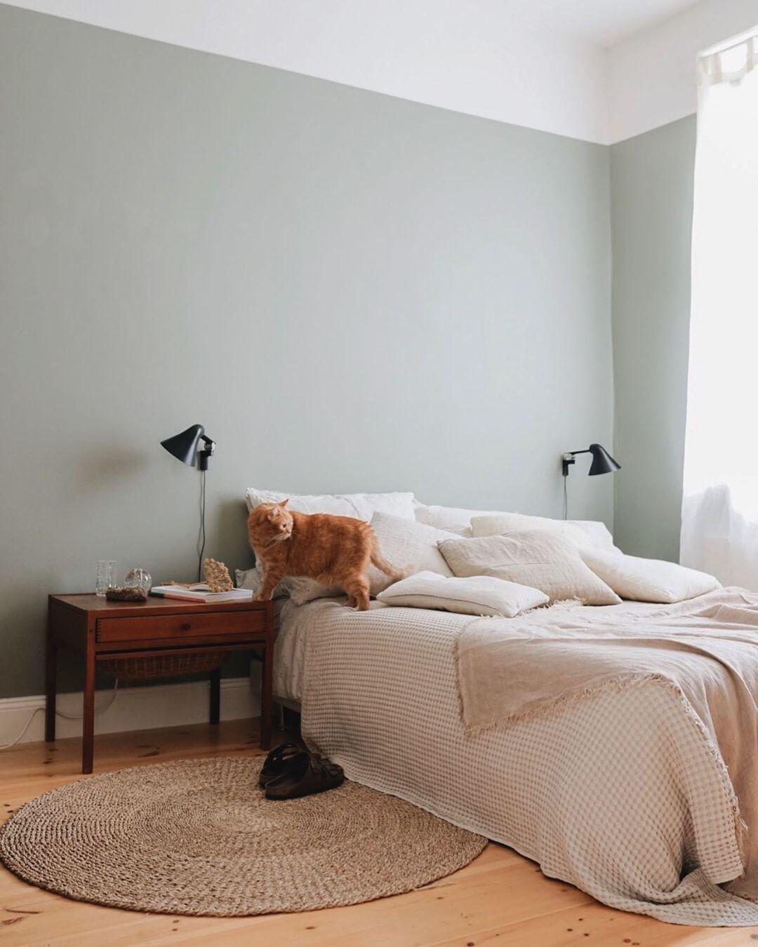 Wandfarbe Grun Die Besten Ideen Und Tipps Zum Streichen