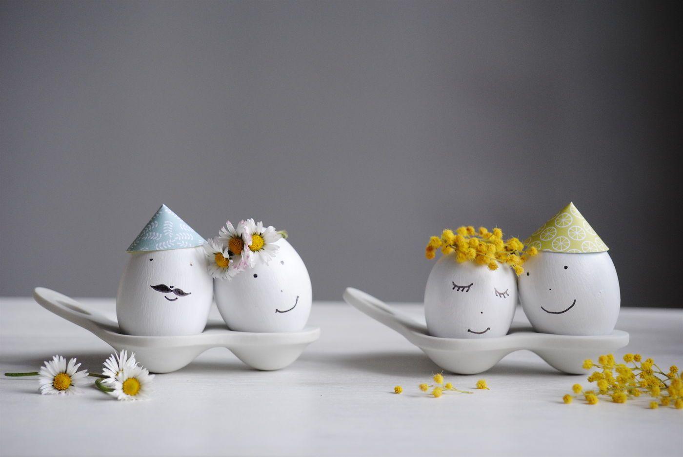 Ostereier Gestalten ostereier gestalten ideen und anleitungen