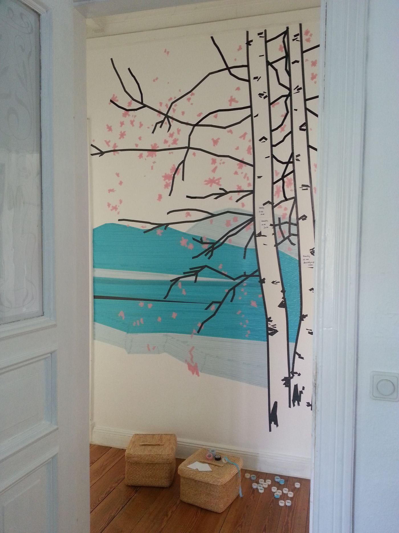 die sch nsten ideen mit washi und masking tape. Black Bedroom Furniture Sets. Home Design Ideas