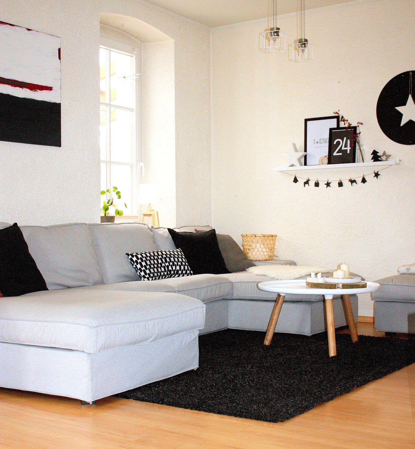 Die schönsten Ideen mit dem KIVIK Sofa von Ikea