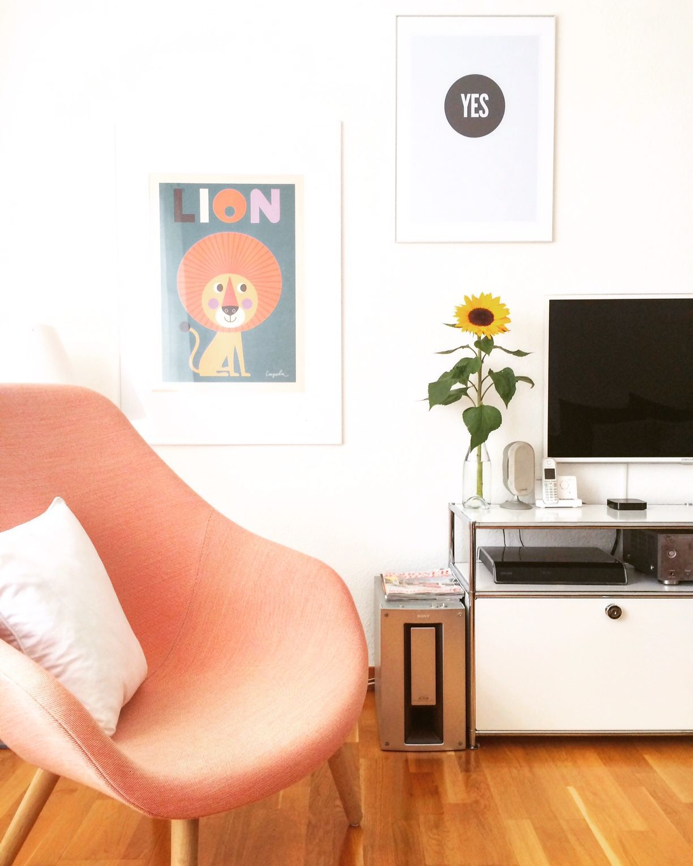 Die besten Ideen für die Wandgestaltung im Wohnzimmer - Seite 19
