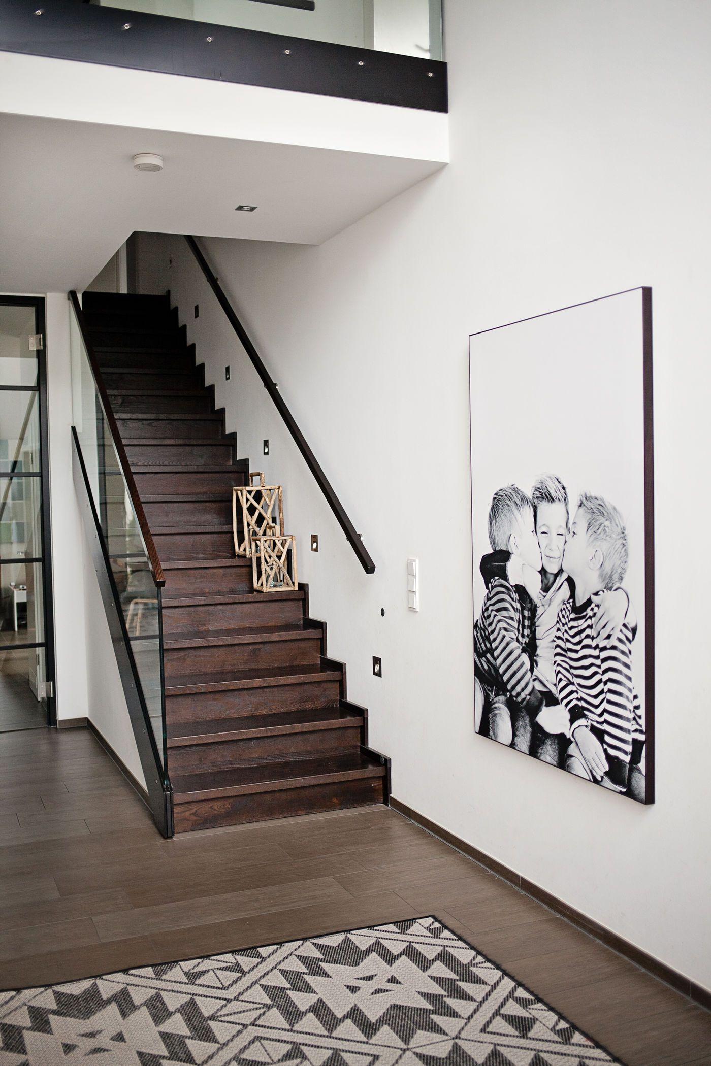 Treppen Deko Ideen Bilder