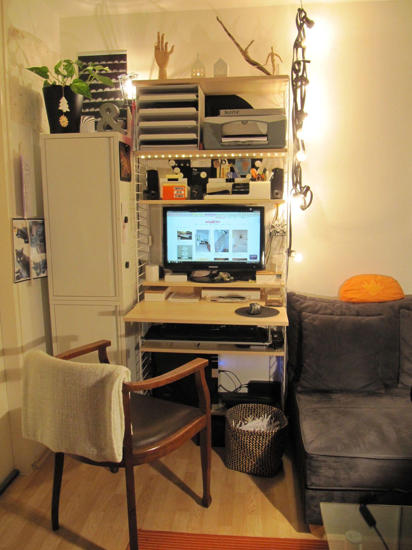 String Office Regal die schönsten wohnideen mit dem string regal seite 41