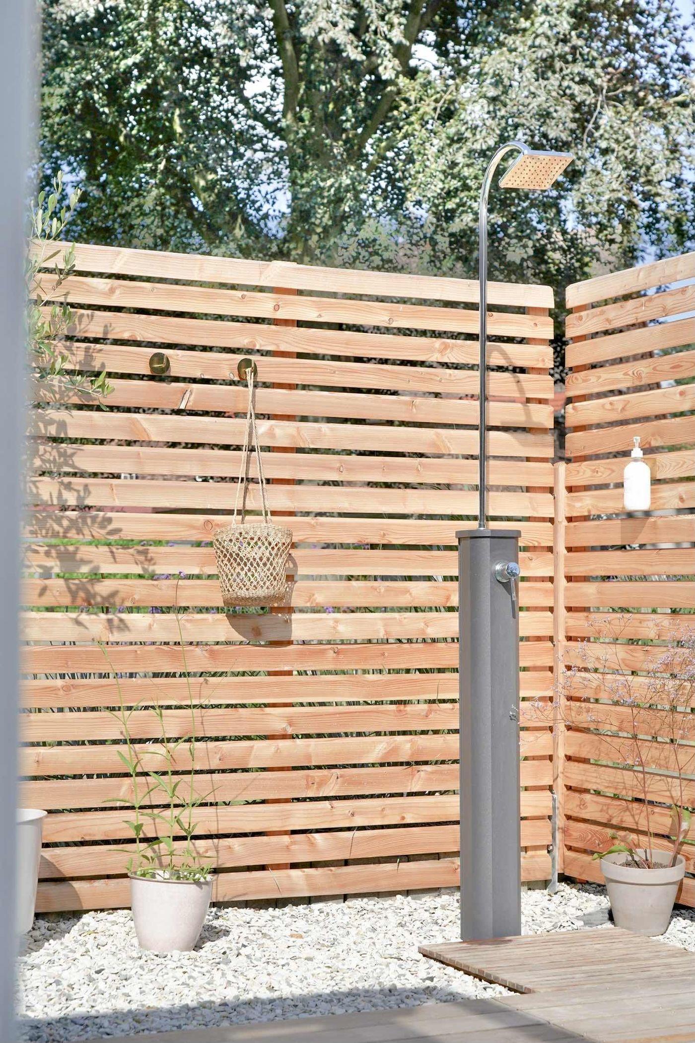 Sichtschutz für Garten und Terrasse Die besten Ideen