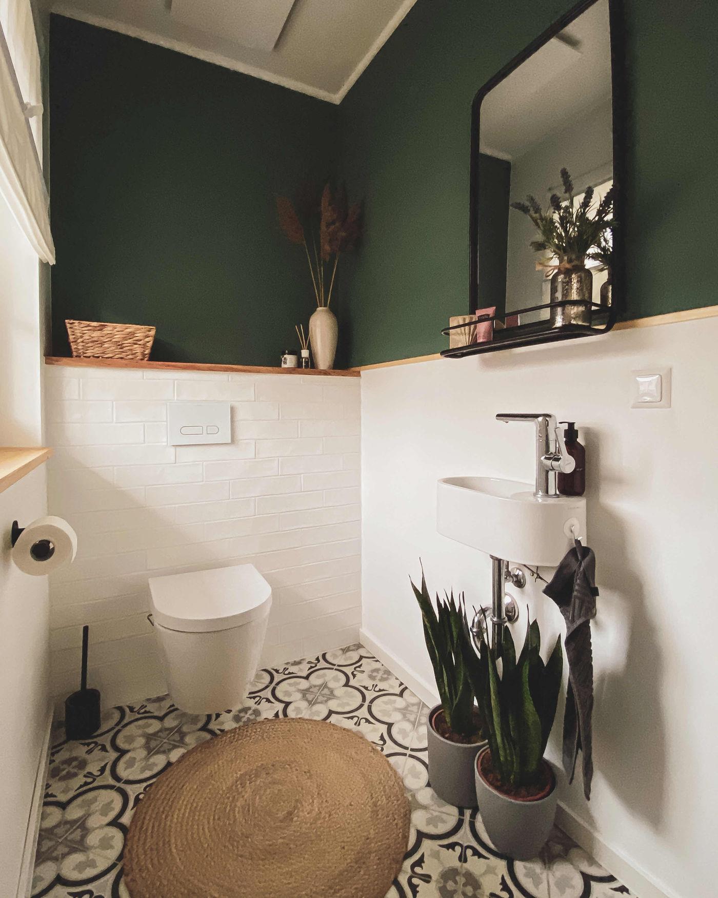 Die schönsten Einrichtungsideen für das Gäste WC - Seite 3