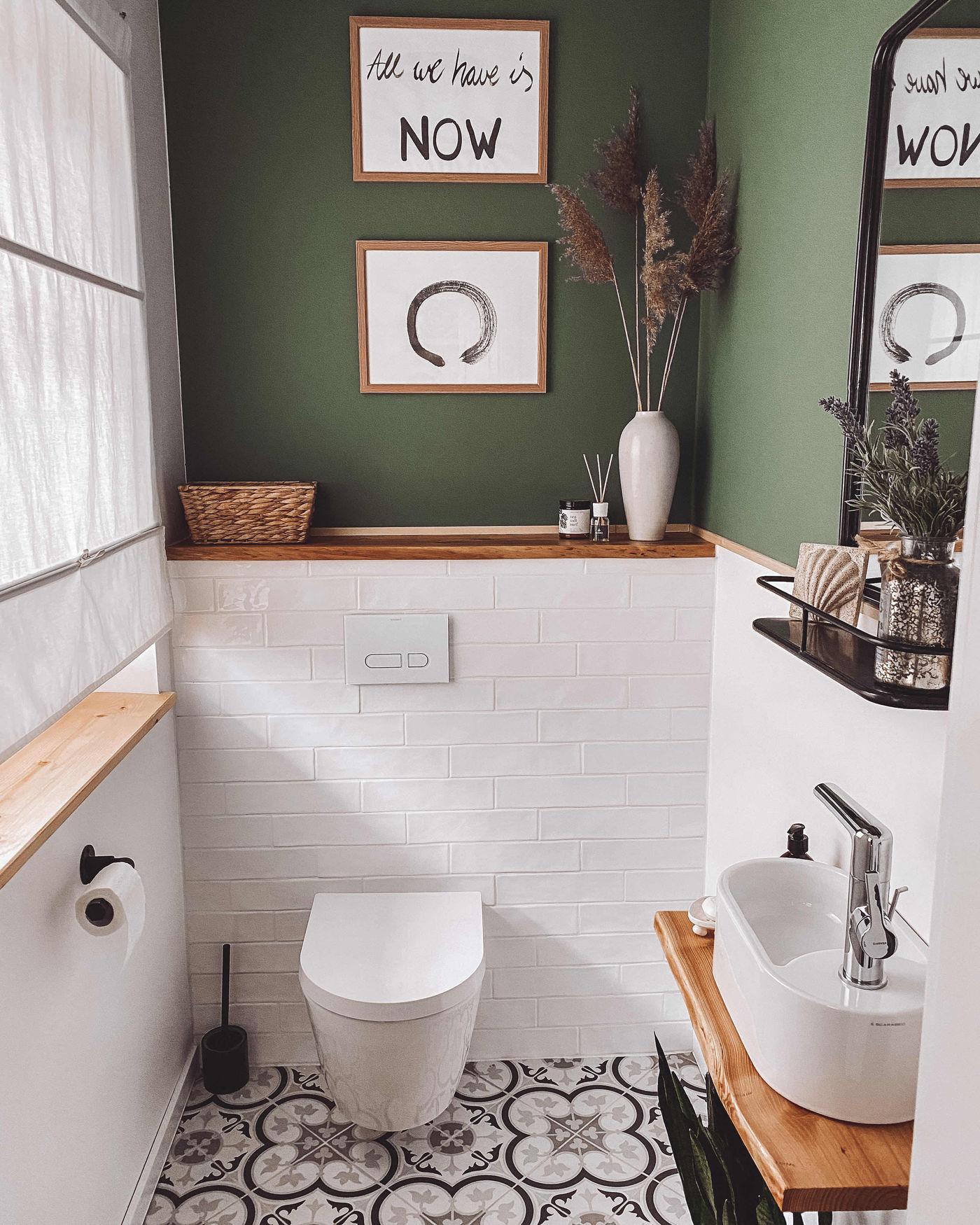 Wandfarbe Grün Die besten Ideen und Tipps zum Streichen   Seite 20