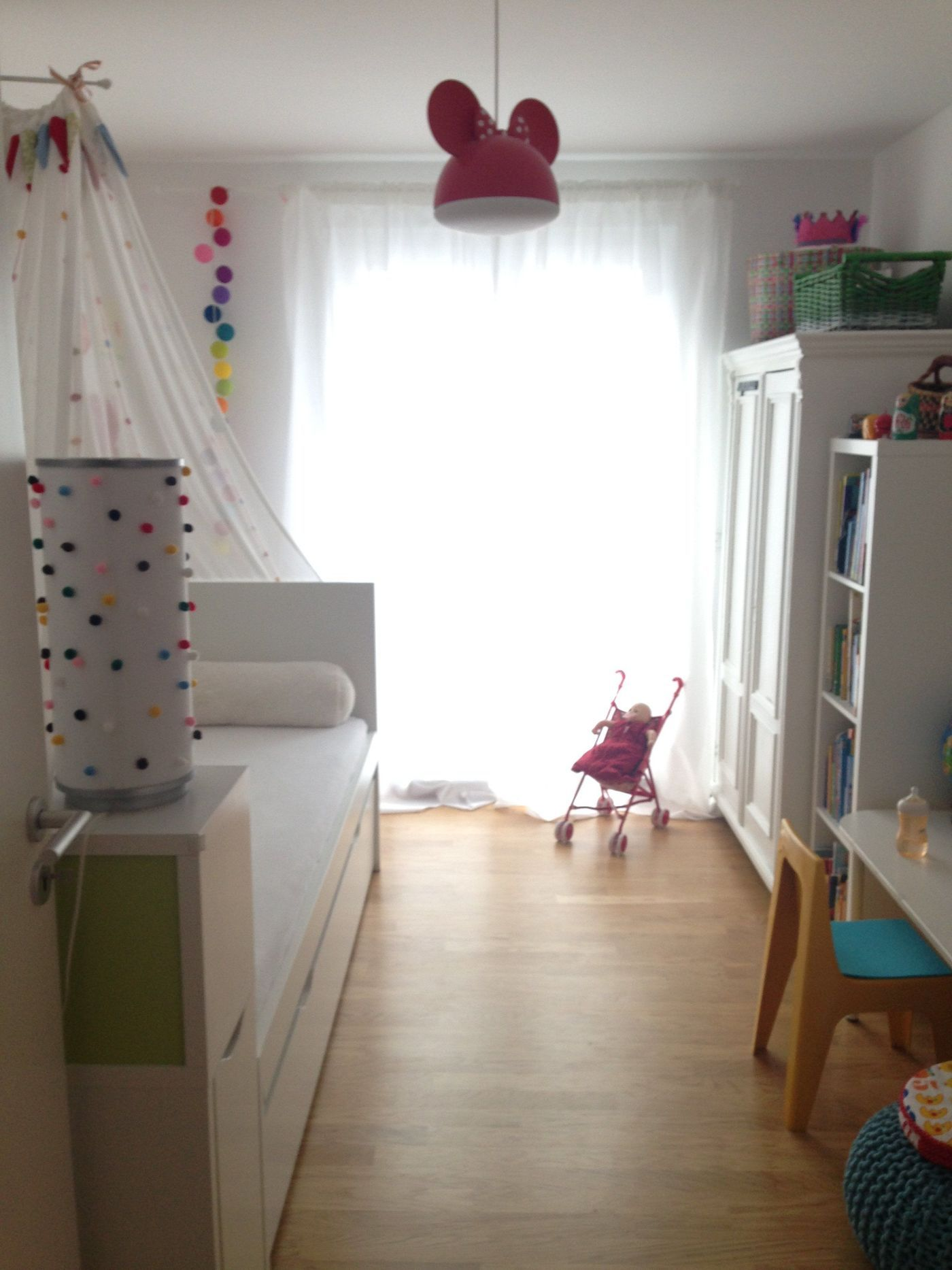 Wie Groß Sollte Ein Kinderzimmer Sein