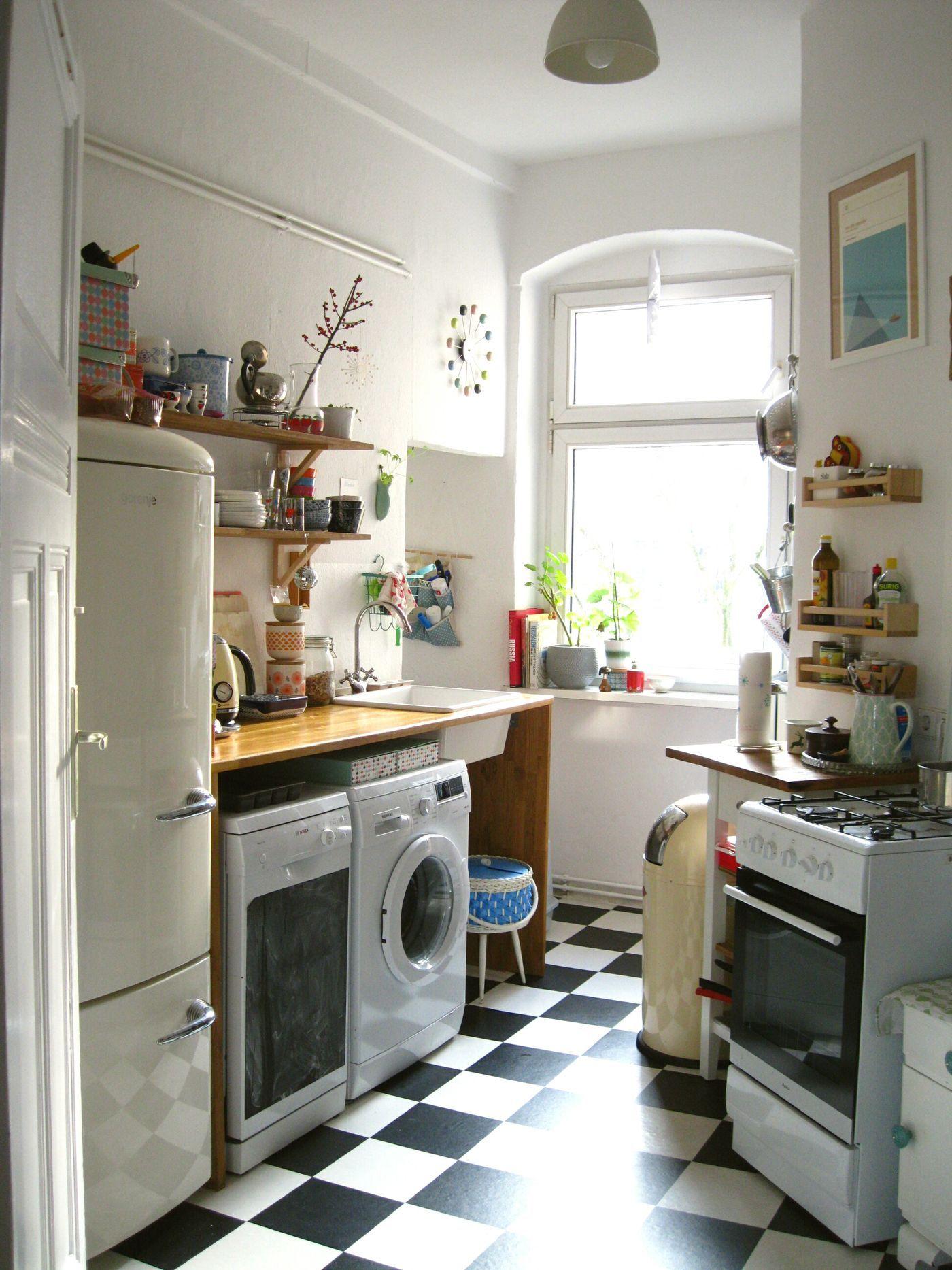 Die schönsten Retro Küchen