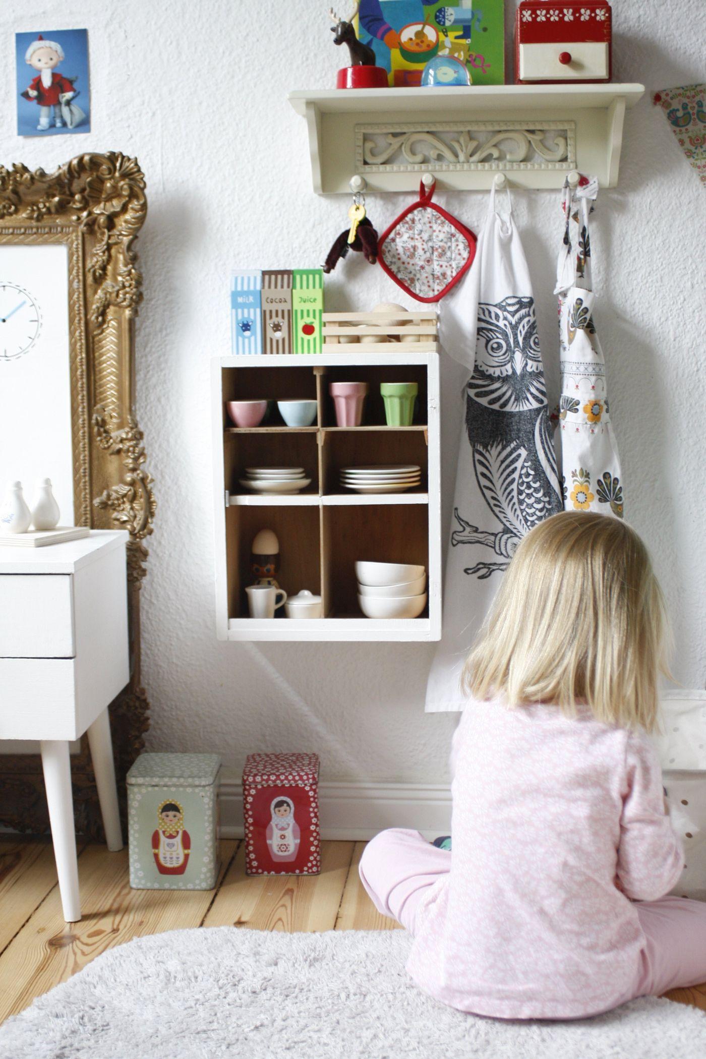 Schöne Ideen Für Kinderküchen Und Spielküchen