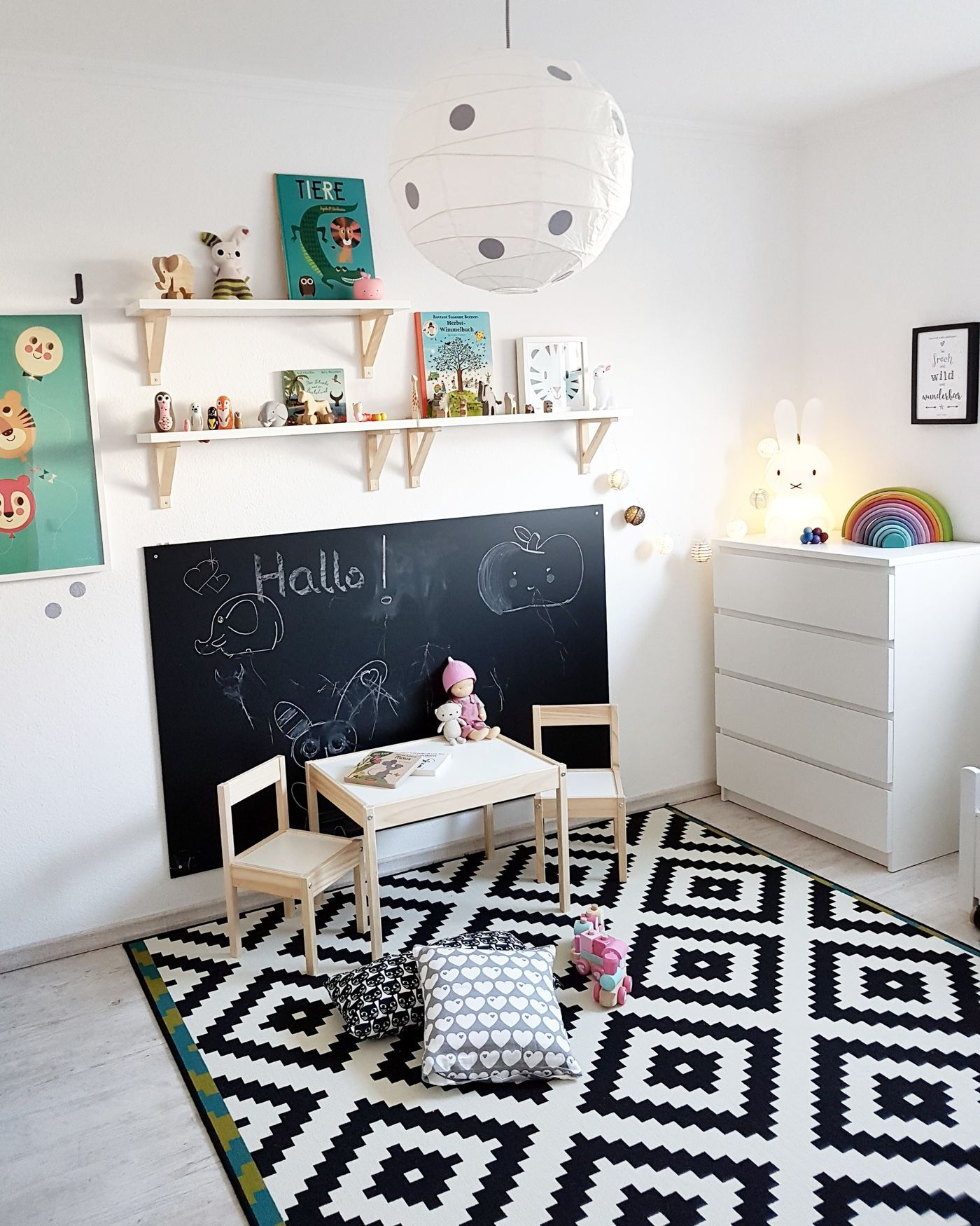 die sch nsten ideen und inspirationen f r kinderm bel. Black Bedroom Furniture Sets. Home Design Ideas