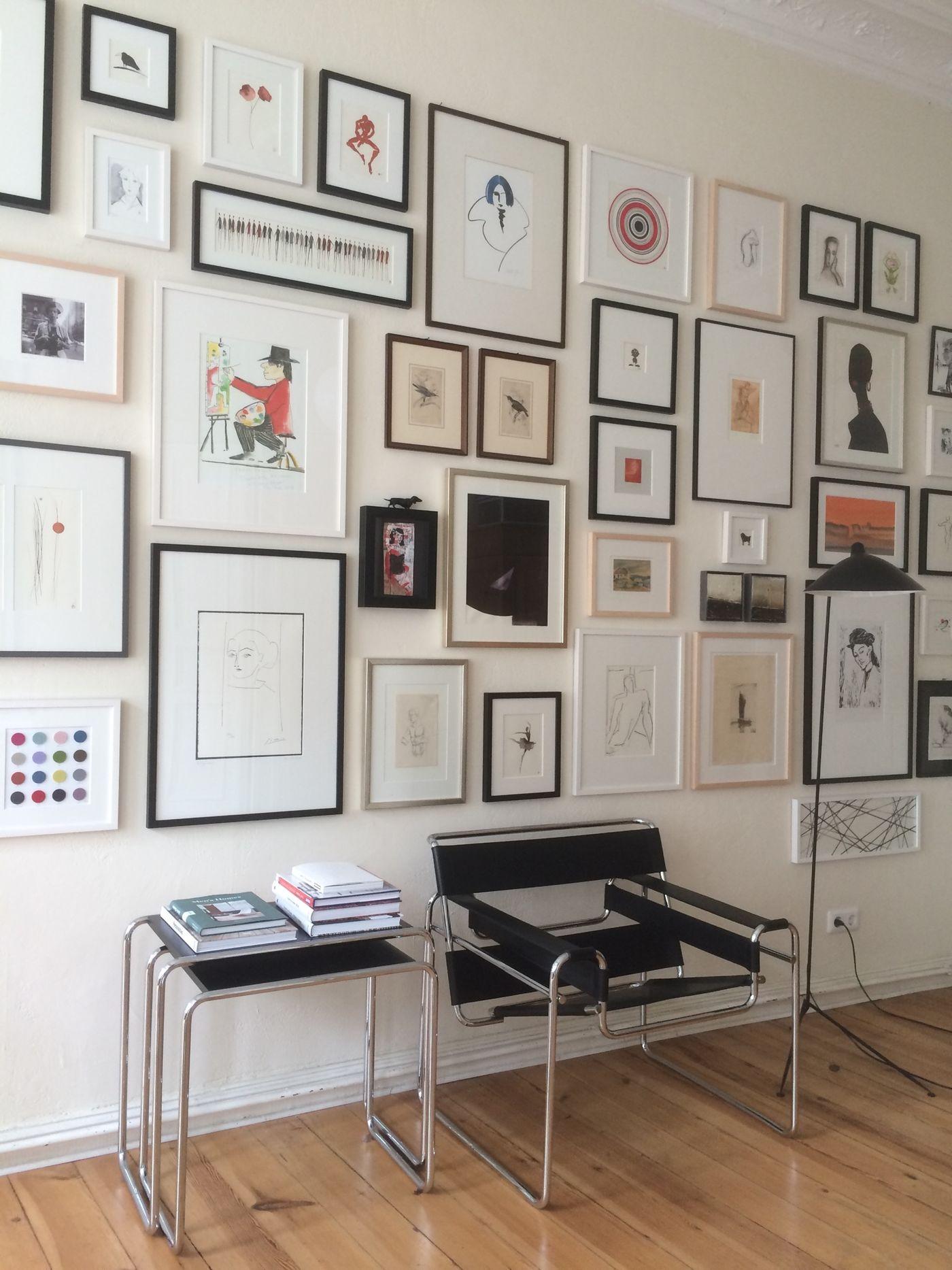 Die Besten Ideen Fur Die Wandgestaltung Im Arbeitszimmer