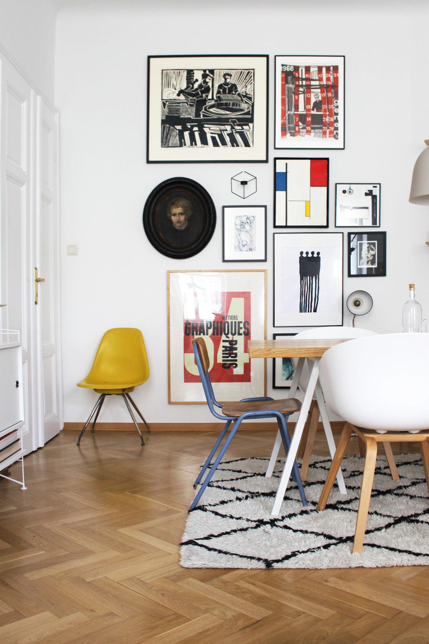 Die Besten Ideen Fur Die Wandgestaltung Im Esszimmer