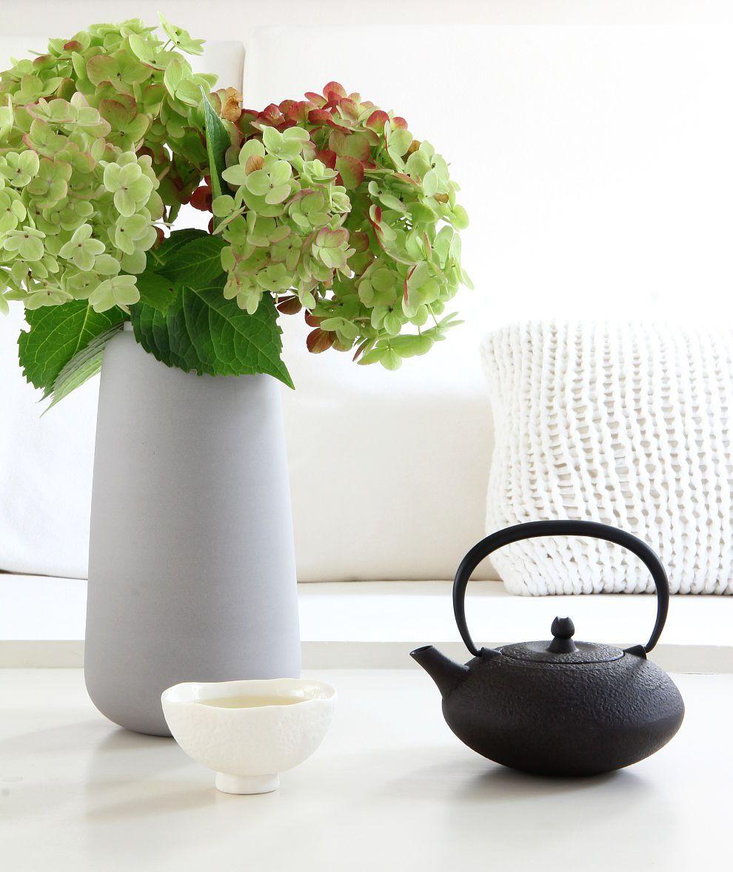 die sch nsten hortensien deko ideen. Black Bedroom Furniture Sets. Home Design Ideas