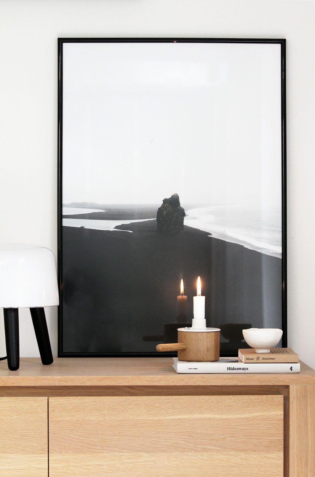 minimalistisch einrichten. Black Bedroom Furniture Sets. Home Design Ideas