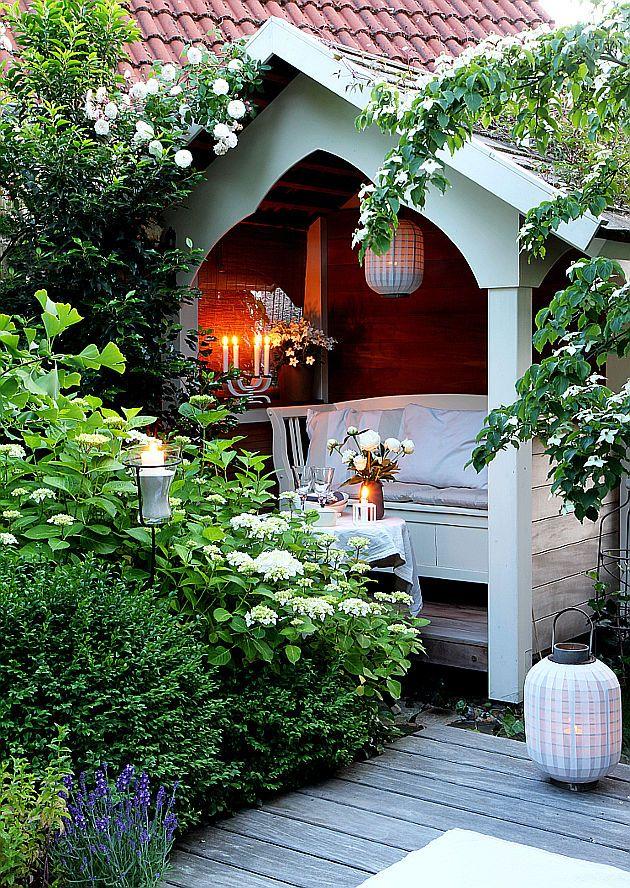 Gestaltungsideen Gartenhaus gartenhaus ideen & bilder