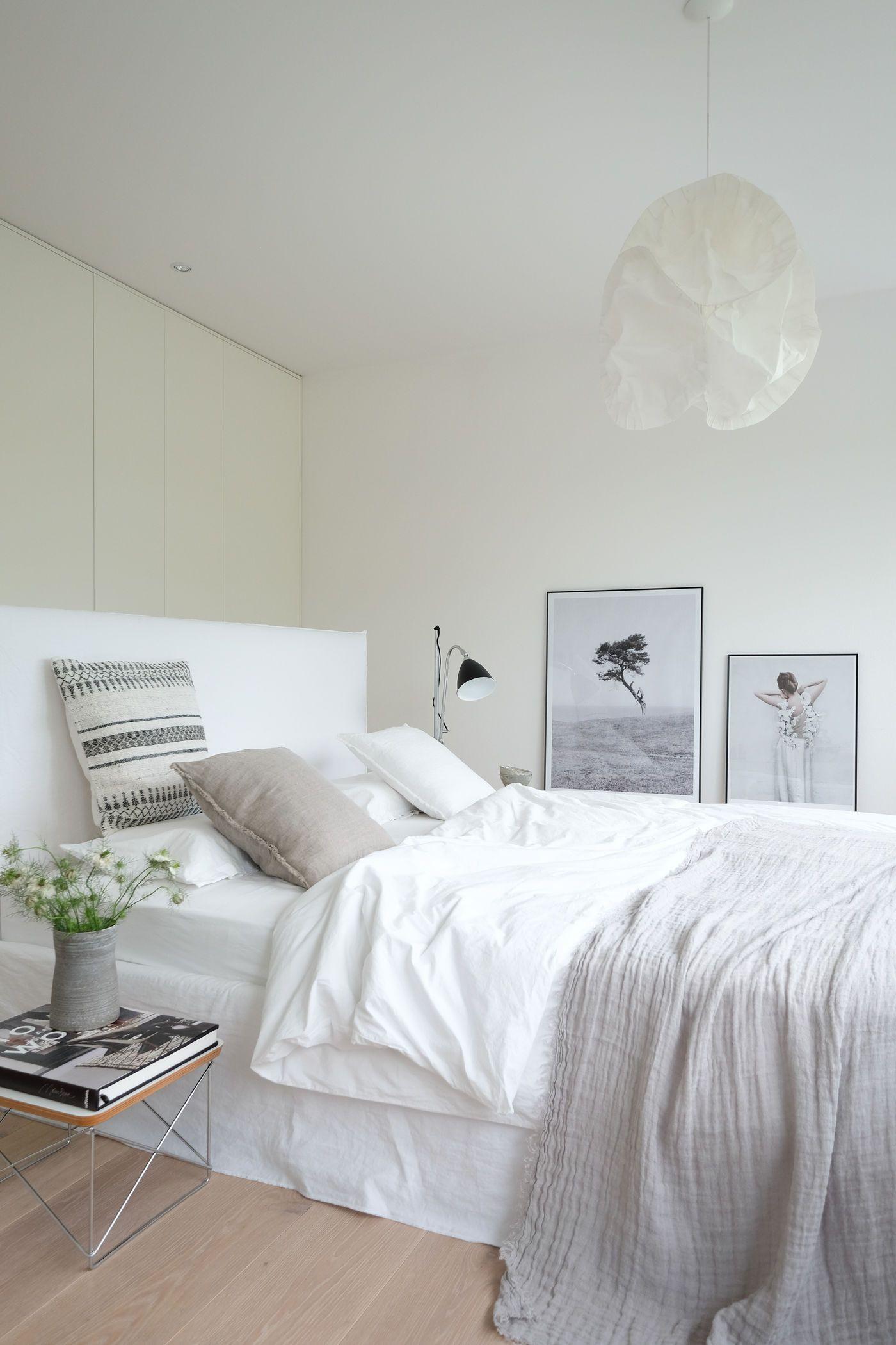 Sommer Schlafzimmer.